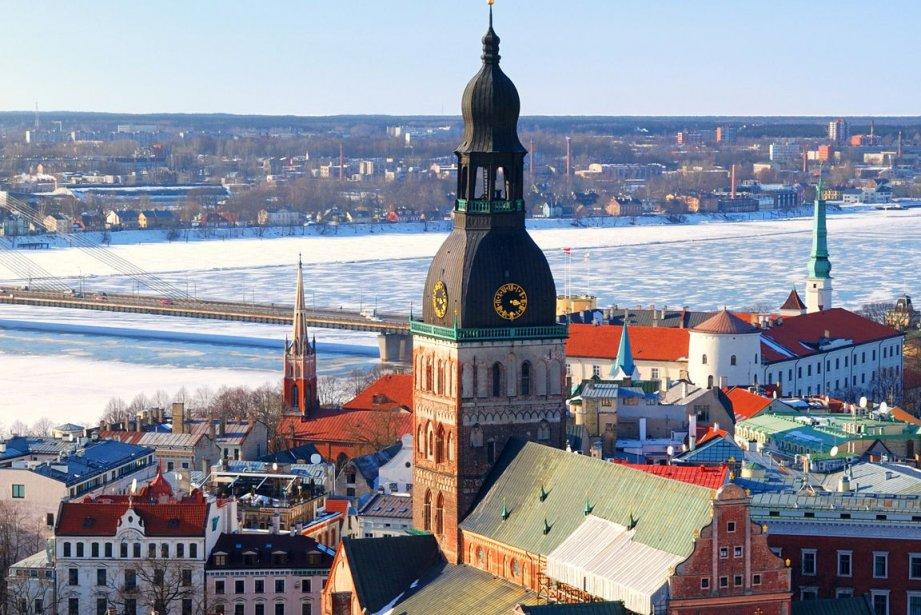 Riga sera l'une des capitales européennes de la... (Photo formiktopus/Shutterstock.com)