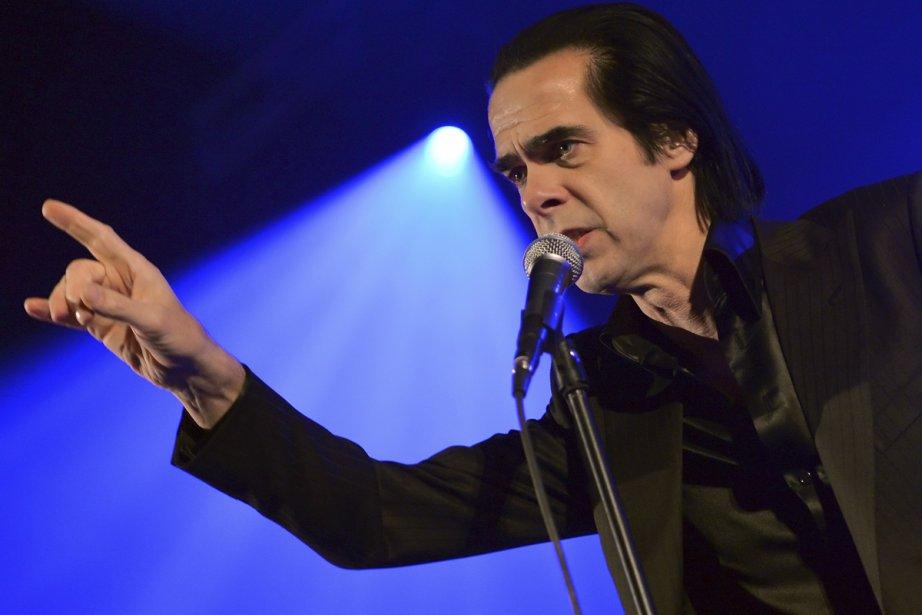 Il y a un mois, Nick Cave chantait... (Photo: AP)