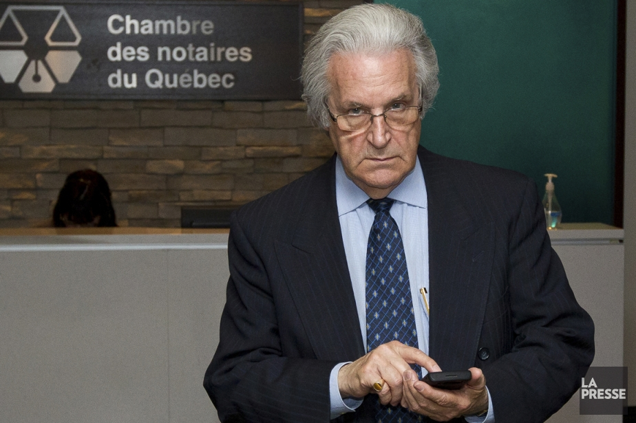 Gilles St-Pierre... (Photo Édouard Plante-Fréchette, archives La Presse)