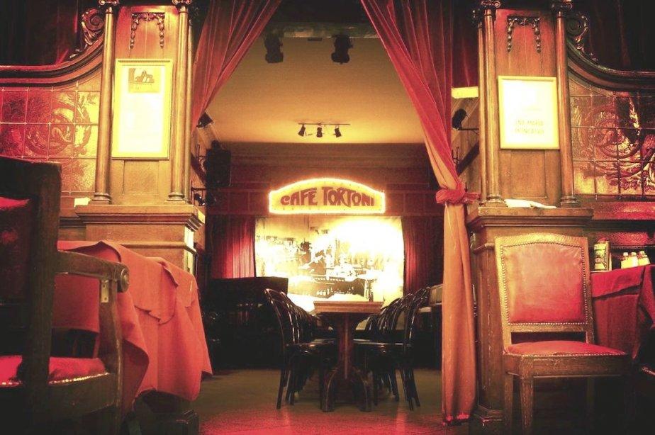 Le café Tortoni, à Buenos Aires.... (Photo David Hunt, Café Tortoni)