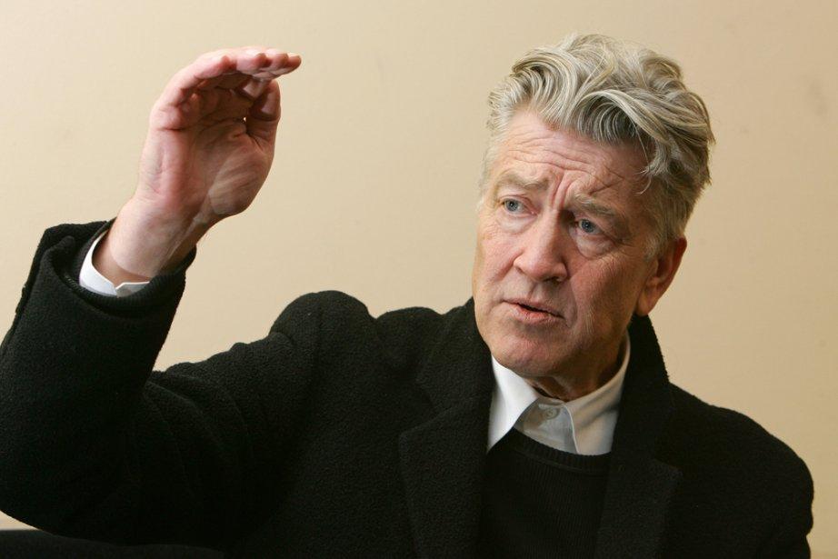 David Lynch... (Photo: archives AFP)