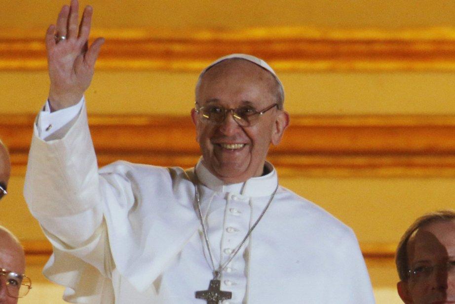 Le pape élu ce mercredi Jorge Bergoglio... (Photo Dmitry Lovetsky, AP)