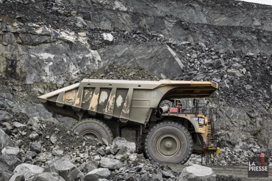 Pierre Renauda appelé l'industrie minière à «prendre d'assaut... (Photo Olivier Pontbriand, La Presse)