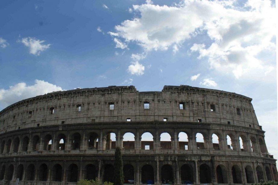 Les touristes présents à Rome en mars ont payé le prix... (Photo Gérard Coderre)