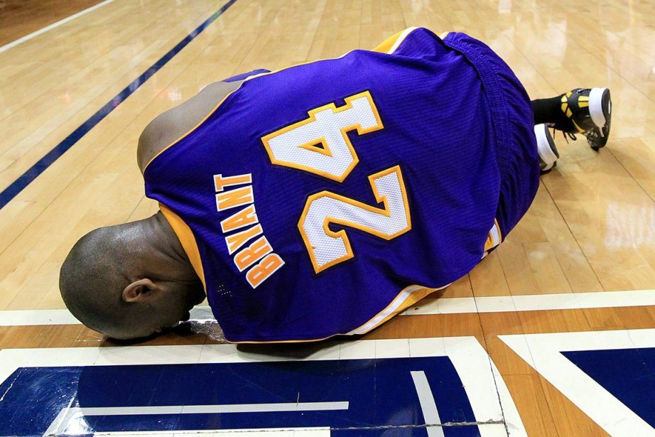Kobe Bryant... (Photo AP)