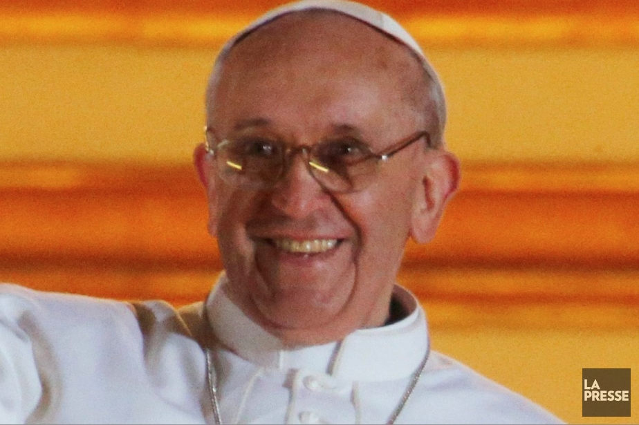 Le pape François vient du monde des immigrants... (AP)