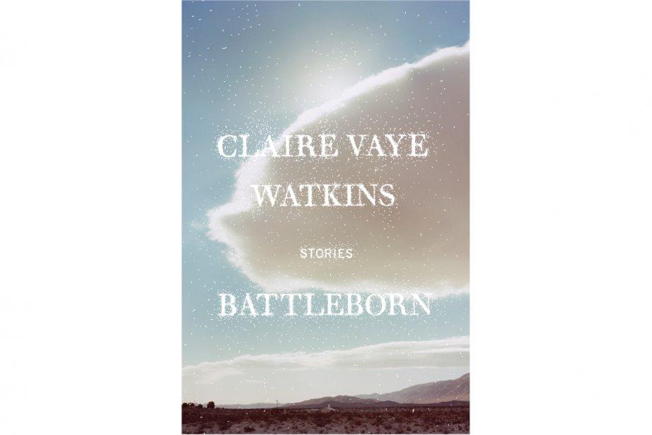 L'auteure Claire Vaye Watkins est devenue mercredi soir la première  femme...