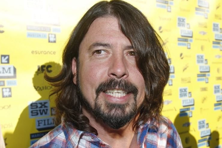 Dave Grohl à SXSW... (Photo: AP)