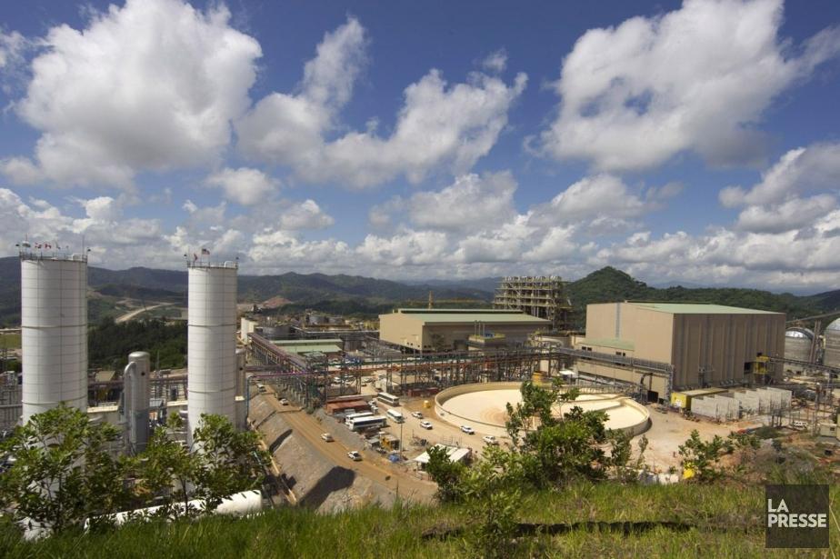 La mine d'or Peublo Viejo, en République Dominicaine,... (Photo Robert Skinner, archives La Presse)