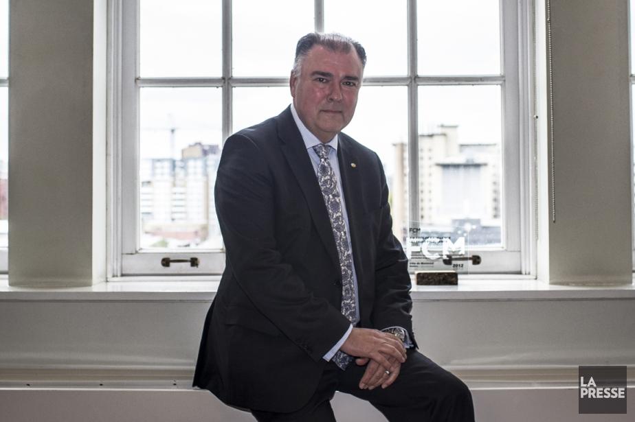 Le directeur général de la Ville de Montréal,... (Photo Olivier Pontbriand, La Presse)