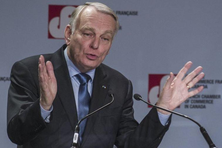 Jean-Marc Ayrault... (Photo AFP)