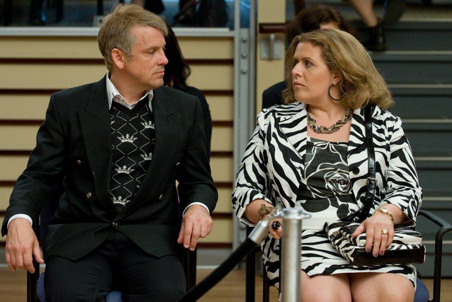 Claude Legault et Valérie Blais jouent respectivement le... (Photo: fournie par Alliance Vivafilm)