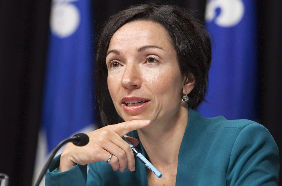 Martine Ouellet... (Archives La Presse Canadienne)