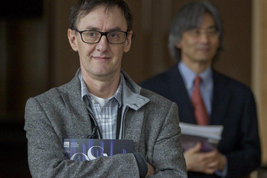 Kent Nagano a annoncé que le spectacle musical... (Photo : Ivanoh Demers, La Presse)