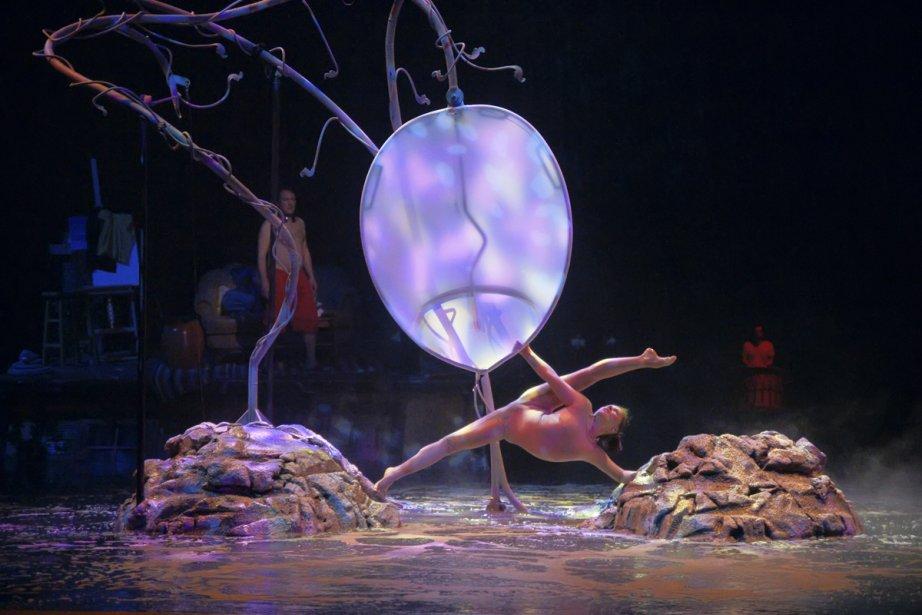 One Night for One Drop sera présenté le... (Photo: fournie par le Cirque du Soleil)