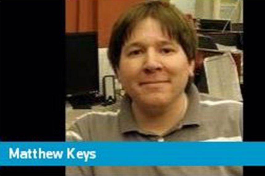 Matthew Keys... (Photo: Reuters)