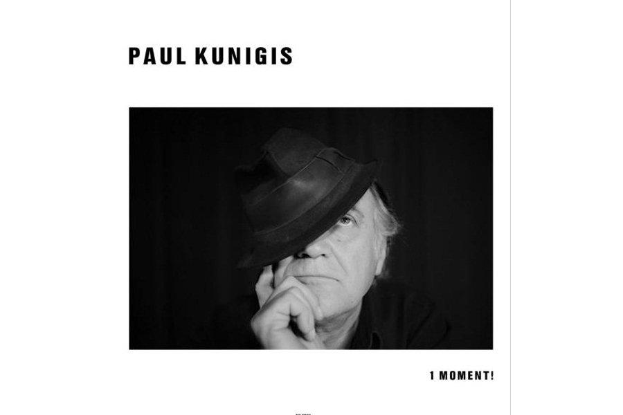 Las de courir? Paul Kunigis aussi. Sur son plus récent disque, 1...