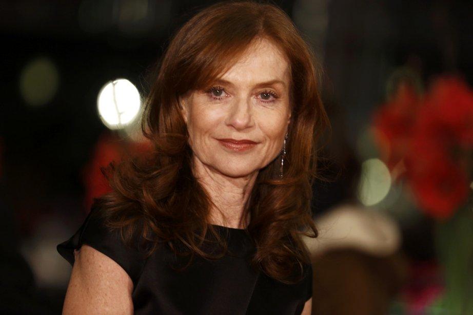 Isabelle Huppert à la Berlinale en février dernier.... (Photo: archives Reuters)