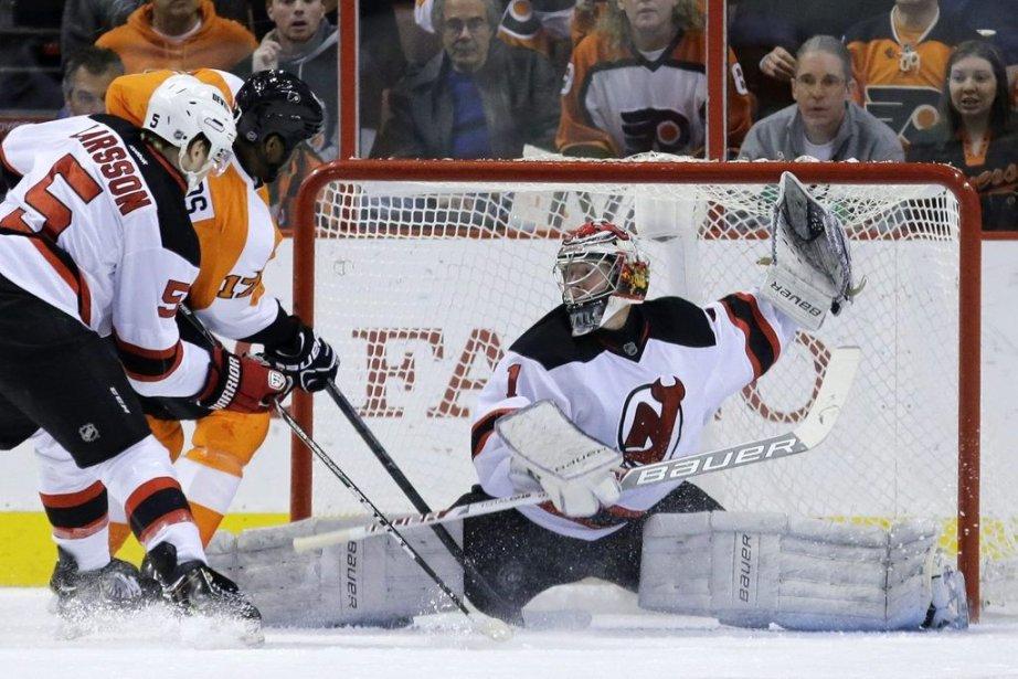 Les Flyers de Philadelphie ont remporté une victoire... (Photo Matt Slocum, AP)