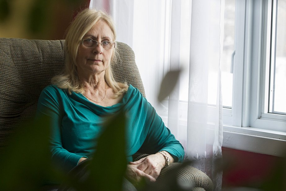 Pendant plus d'un mois l'hiver dernier, Thérèse Filiatreault... (Photo: Ivanoh Demers, La Presse)