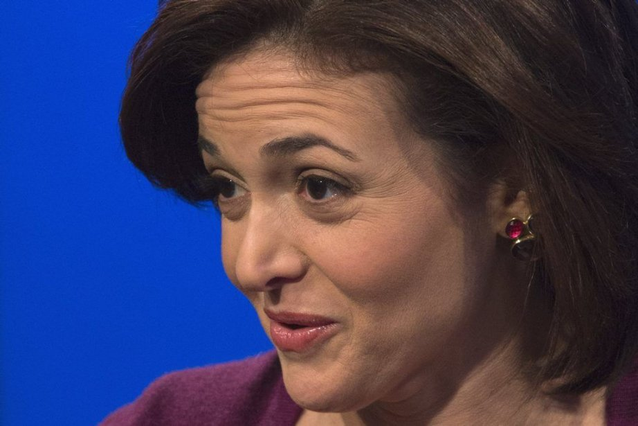 Sheryl Sandberg, ladirectrice générale de Facebook.... (PHOTO ADREES LATIF, REUTERS)
