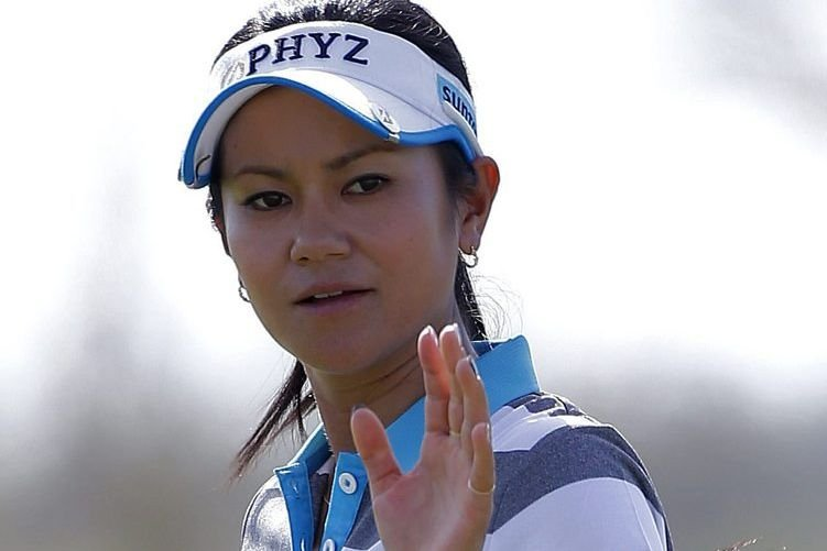 Ai Miyazato... (Photo Matt York, Associated Press)