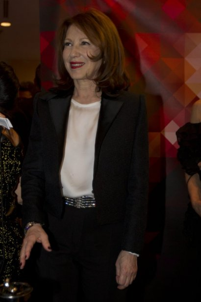 Nathalie Baye, en nomination comme meilleure actrice de soutien dans Laurence Anyways. | 17 mars 2013