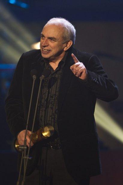 Julien Poulin a remporté le Jutra du meilleur acteur pour son rôle dans le film Camion. | 17 mars 2013