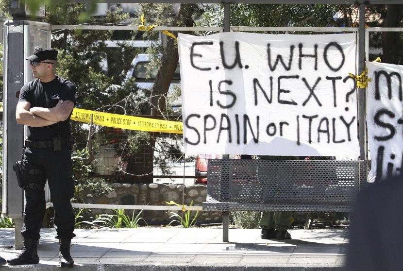 Pourquoi Chypre a dû accepter d'instaurer une taxe exceptionnelle sur les...