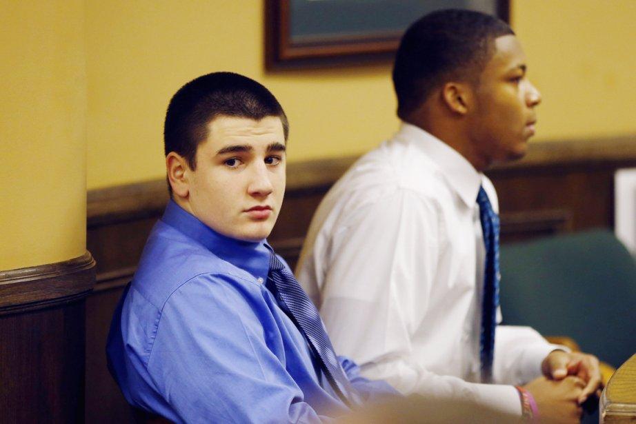 Ma'lik Richmond (à droite), 16 ans, etTrent Mays,... (PHOTO KEITH SRAKOCIC, REUTERS)