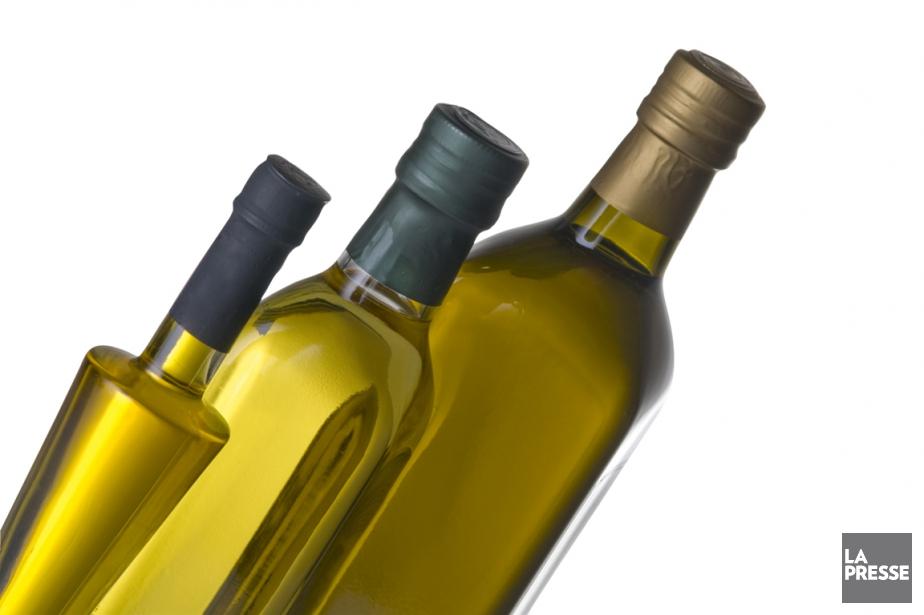 L'huile d'olive permet de réguler la sensation de... (PHOTO ARCHIVES LA PRESSE)