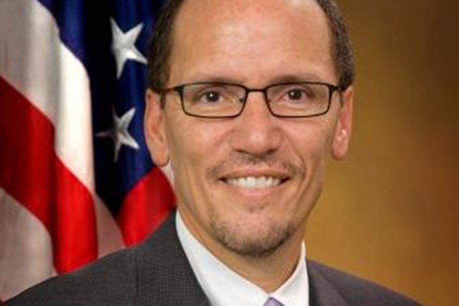 Tom Perez sera le secrétaire au Travail de... (PHOTO WIKIPÉDIA)