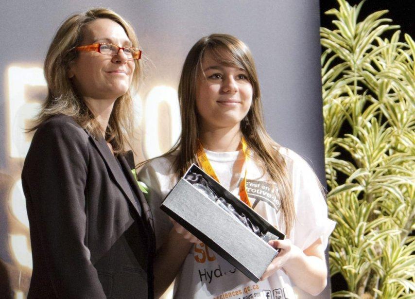 Camilla cazelais doublement championne guillaume st for Porte premier prix