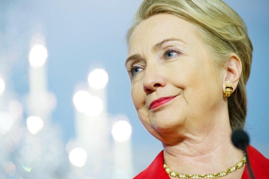 L'ex-secrétaire d'État Hillary Clinton a annoncé aujourd'hui être... (PHOTO KAREN BLEIER, ARCHIVES REUTERS)