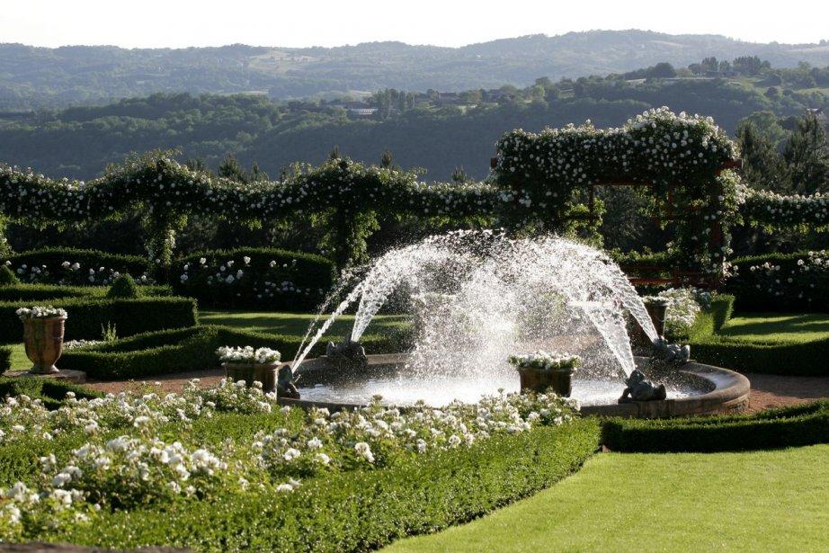 Coup d oeil aux plus beaux jardins de france - Les plus beaux jardins de france ...