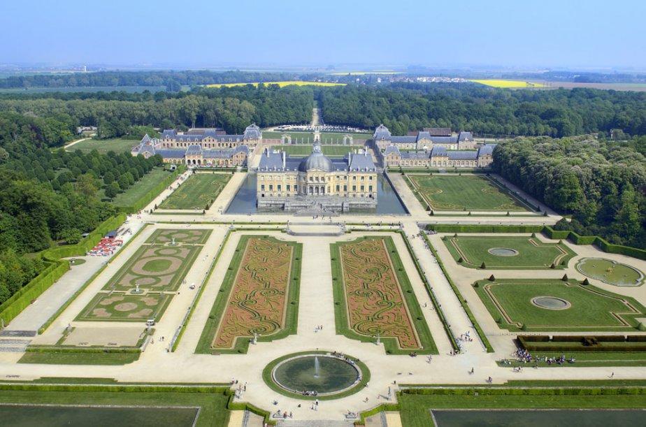 Le Nôtre est fêté toute l'année au Château de Vaux le Vicomte. (Photo RelaxNews)