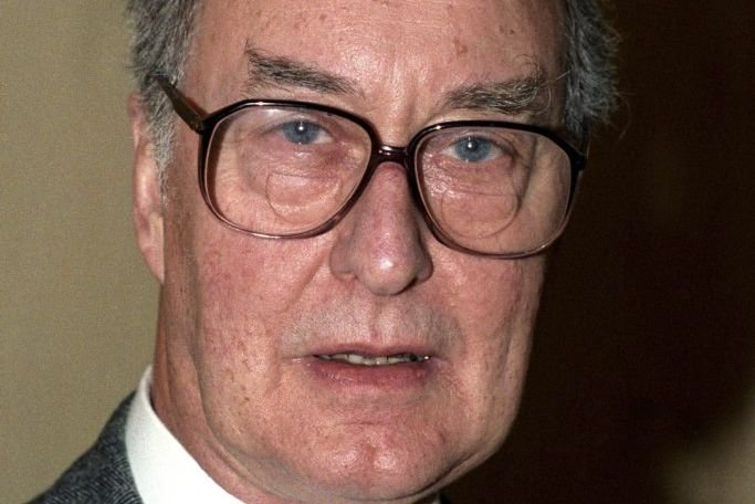 Frank Thornton en 1992.... (Photo: archives AP)