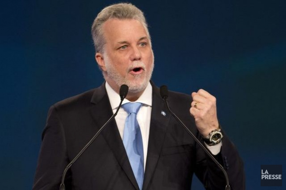 Philippe Couillard... (Photo Robert Skinner, La Presse)