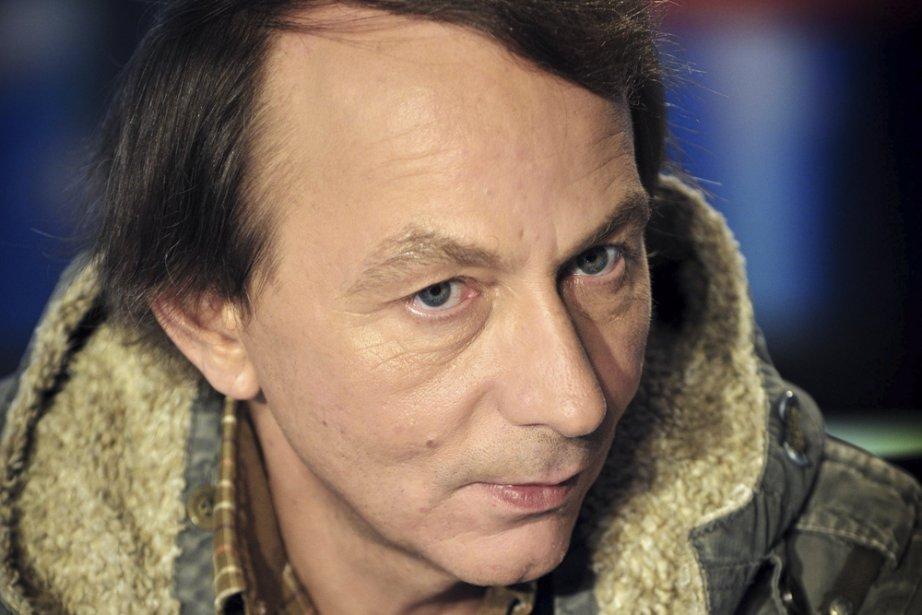 Michel Houellebecq... (Photo: archives AFP)