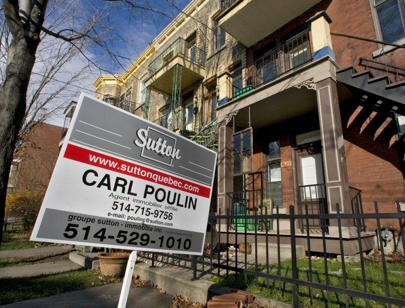 Pour la majorité des gens, l'achat d'une maison... (Photo La Presse, archives)