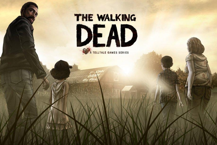 Le premier des cinq jeux The Walking Dead est à télécharger gratuitement sur...