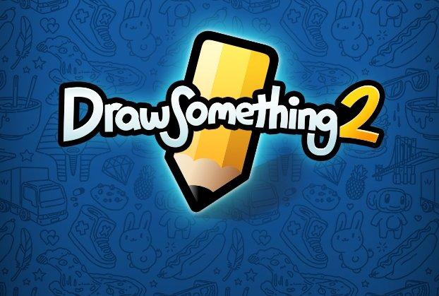 «J'ai en quelque sorte réussi à les convaincre de me donner #DrawSomething2 en...