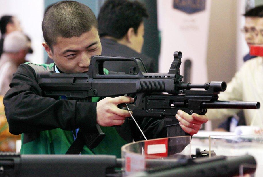 La Chine figure désormais dans le top cinq... (PHOTO DAVID GRAY, ARCHIVES REUTERS)