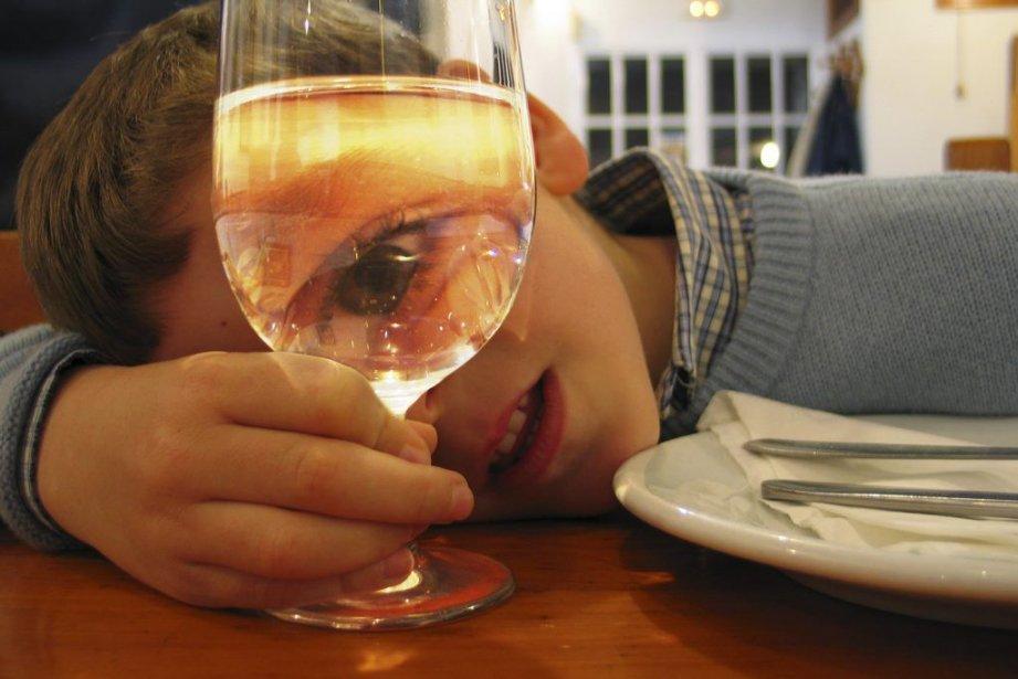 « Ceux qui ont appris à boire sous... (Photos.com)