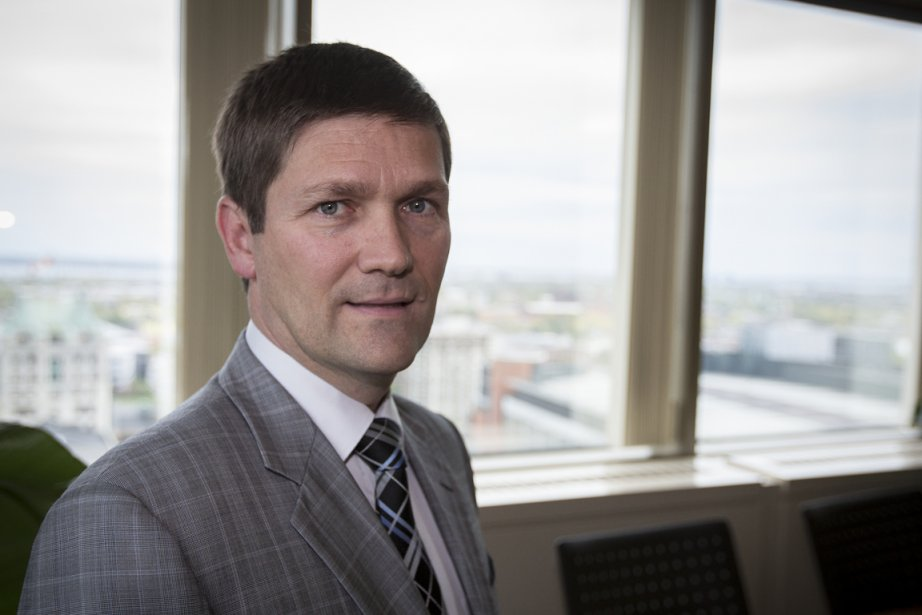 Selon Sylvain Leclair, vice-président directeur Québec chez Groupe... (Photo Olivier Pontbriand, La Presse)
