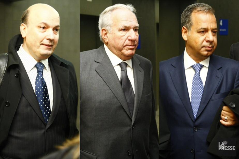 Frank Zampino, ancien président du comité exécutif de... (Photomontage lapresse.ca)