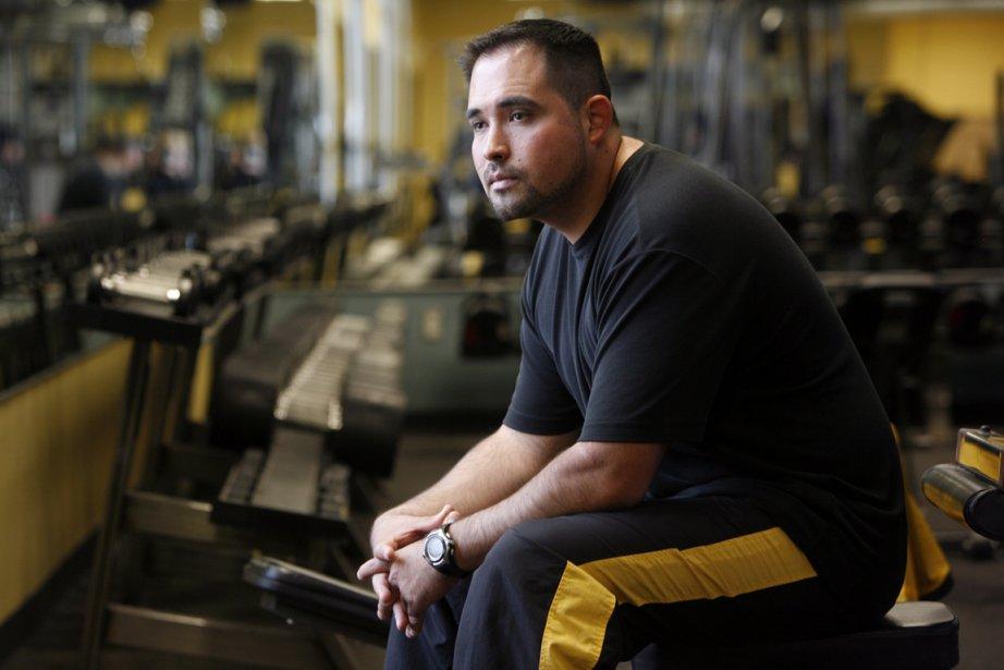 Le préparateur physique Angel Heredia a été impliqué... (Photo Ben Sklar, The New York Times)