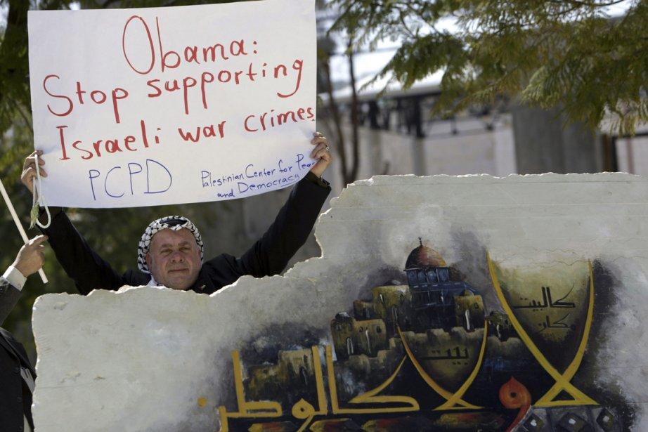 Manifestation à Jénine en Cisjordanie | 20 mars 2013