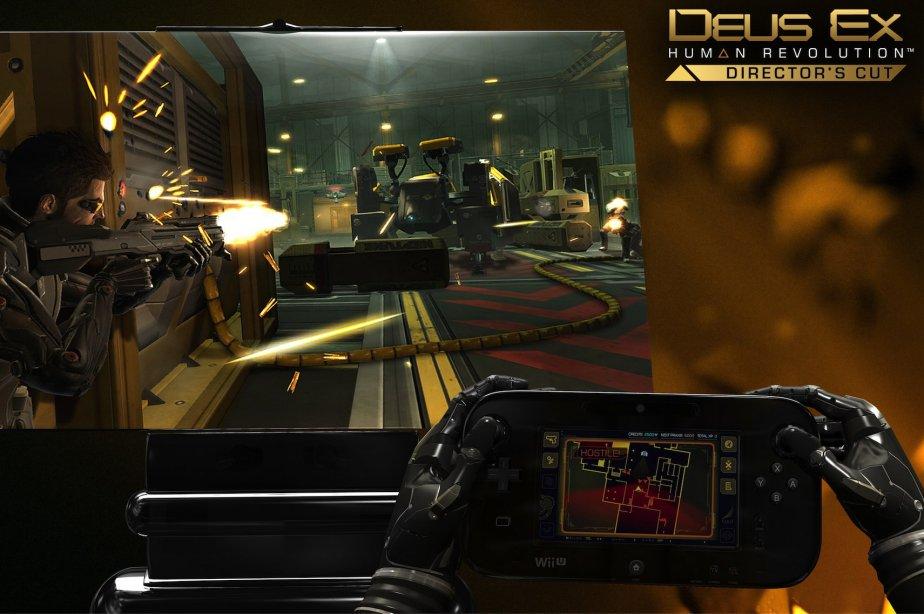 Eidos Montréal s'est permis de retravailler Deus Ex: Human Revolution,...