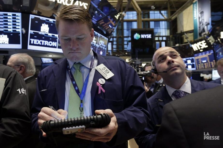 La banque centrale des États-Unis (Fed)... (Photo Richard Drew, Associated Press)